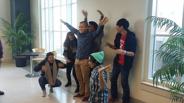 AALEADers visit University of Maryland-College Park! - Asian