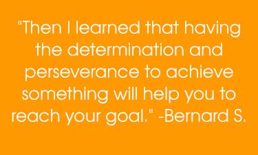 Quote: Bernard S