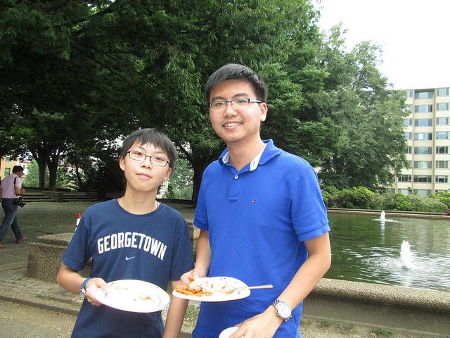Fucheng & Kelvin