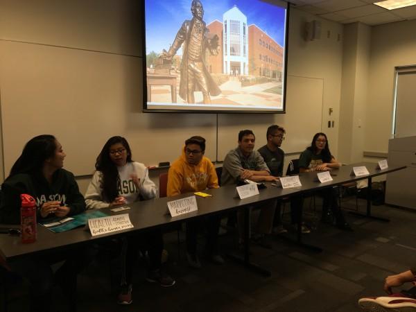 GMU Filipino Cultural Society College Info Session