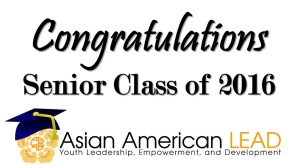 Congrats Senior Class 2016