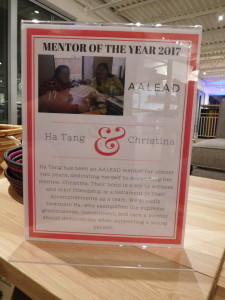 NMM Ha Mentor of the Year