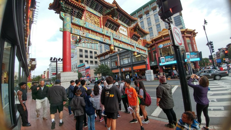 AALEAD & NAKASEC Field Trip to Chinatown